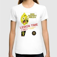 lemongrab T-shirts featuring NES Lemongrab by IF ONLY