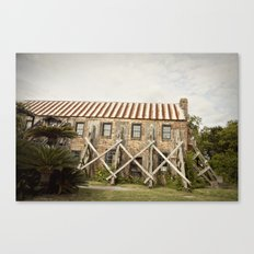 in repair::charleston Canvas Print