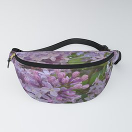 Lilac ~ Periwinkle Fanny Pack