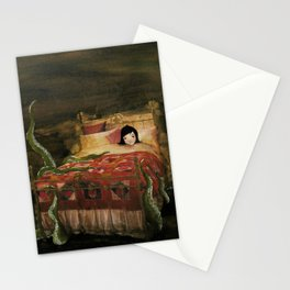 Something Under the Bed Stationery Cards