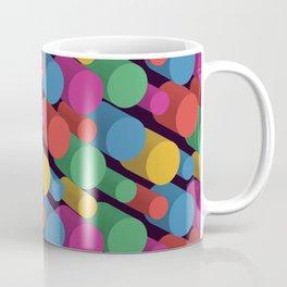 3D X Pipes II Coffee Mug