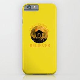 Great Pumpkin Believer 1966 iPhone Case
