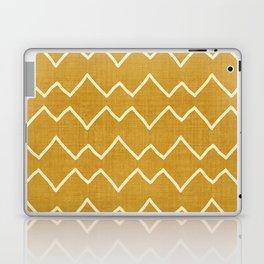 Urbana in Gold Laptop & iPad Skin