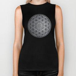 Sacred Unity - Sacred Geometry Biker Tank