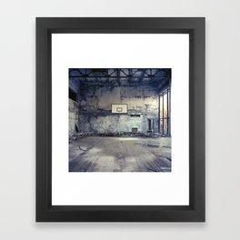 Baskets Framed Art Print