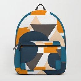 Geometric Mixture Backpack