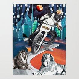 Divination Tarot: Chariot Poster