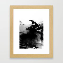 The Road of Excess Framed Art Print