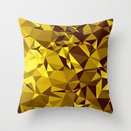 Low poly 2 Throw Pillow