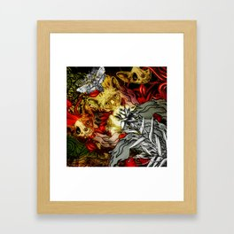 Fourth Mix Framed Art Print