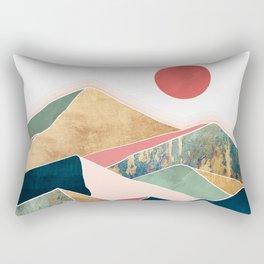 Spring Dusk Rectangular Pillow