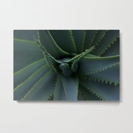 open up Metal Print