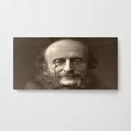 Portrait of Offenbach by Nadar Metal Print