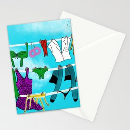 After The Dirty Weekend Stationery Cards