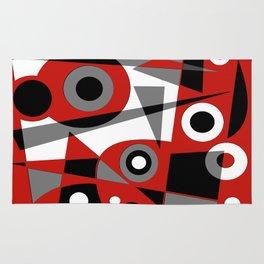 Abstract #908 Rug