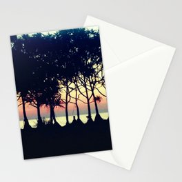 The trees  Stationery Cards
