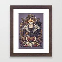 Bring me her heart Framed Art Print