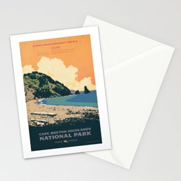 Cape Breton Highlands National Park Stationery Cards