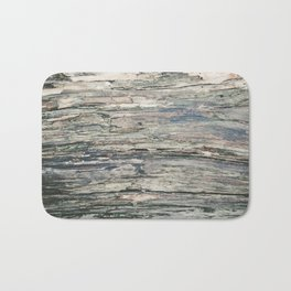 Old Rotten Wood Bath Mat