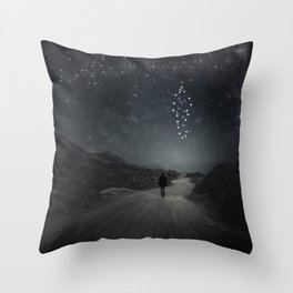 stArman Throw Pillow