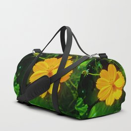 Large-flower Tickseed Duffle Bag