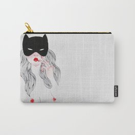 Million Dollar Catwoman Carry-All Pouch