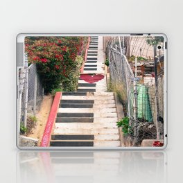 Piano <3 Staircase Laptop & iPad Skin