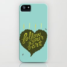 Follow Your Fart Slim Case iPhone (5, 5s)