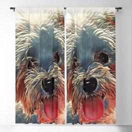 Cutest Puppy Ever Blackout Curtain