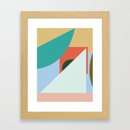 IN AND OUT no.1 Framed Art Print