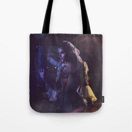 Lady harmonia Tote Bag