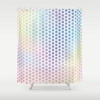 jazz Shower Curtains featuring Jazz by Marta Olga Klara