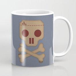Paper Pirate Coffee Mug
