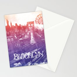 BrooklynToNY Stationery Cards