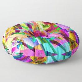 Attic of the Mind Floor Pillow
