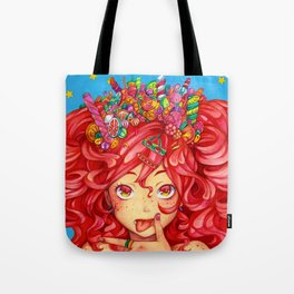Sweet Gluttony Tote Bag