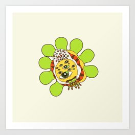 itsy bitsy cooties #52 Art Print