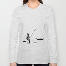 Super Downtime Fortress Long Sleeve T-shirt
