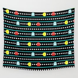 Leader of the Pac Wall Tapestry