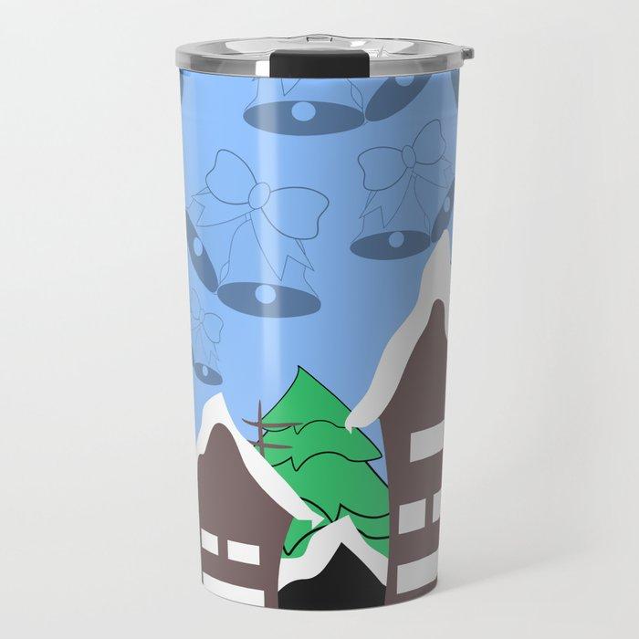 Christmas fantasy Travel Mug