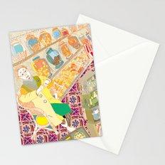 old grandma Stationery Cards