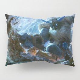 Glacial Olaf League Of Legends Pillow Sham