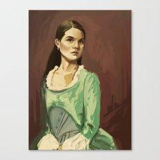 Eliza Canvas Print
