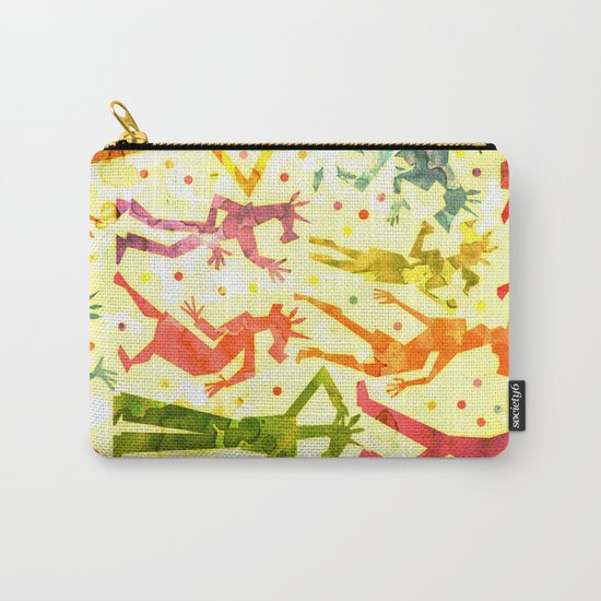 Happy New Year Unicorn! Carry-All Pouch