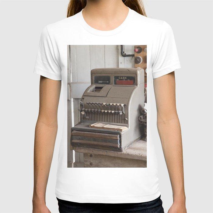 Old Cash Register T-shirt