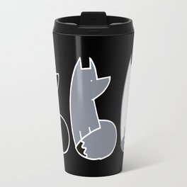 Feelin' Foxy Travel Mug