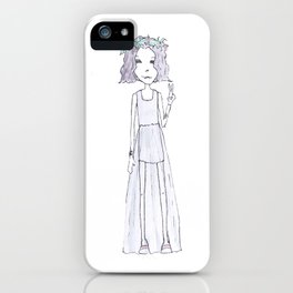 little gypsy iPhone Case