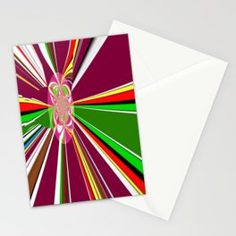 A burst of hope Stationery Cards