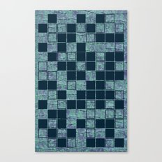Don't be a square Canvas Print