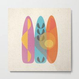 SURF 4 Metal Print